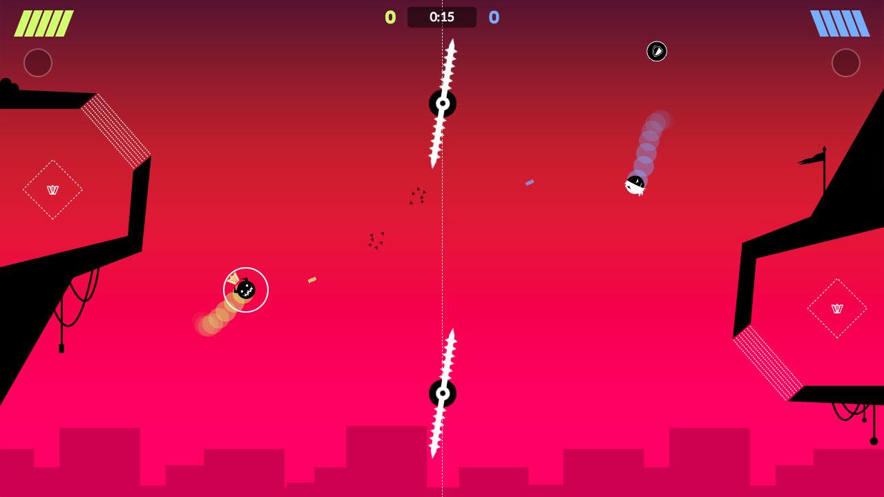 Review - GetClose: A Game For RIVALS (Wii U eShop) Screenshot1