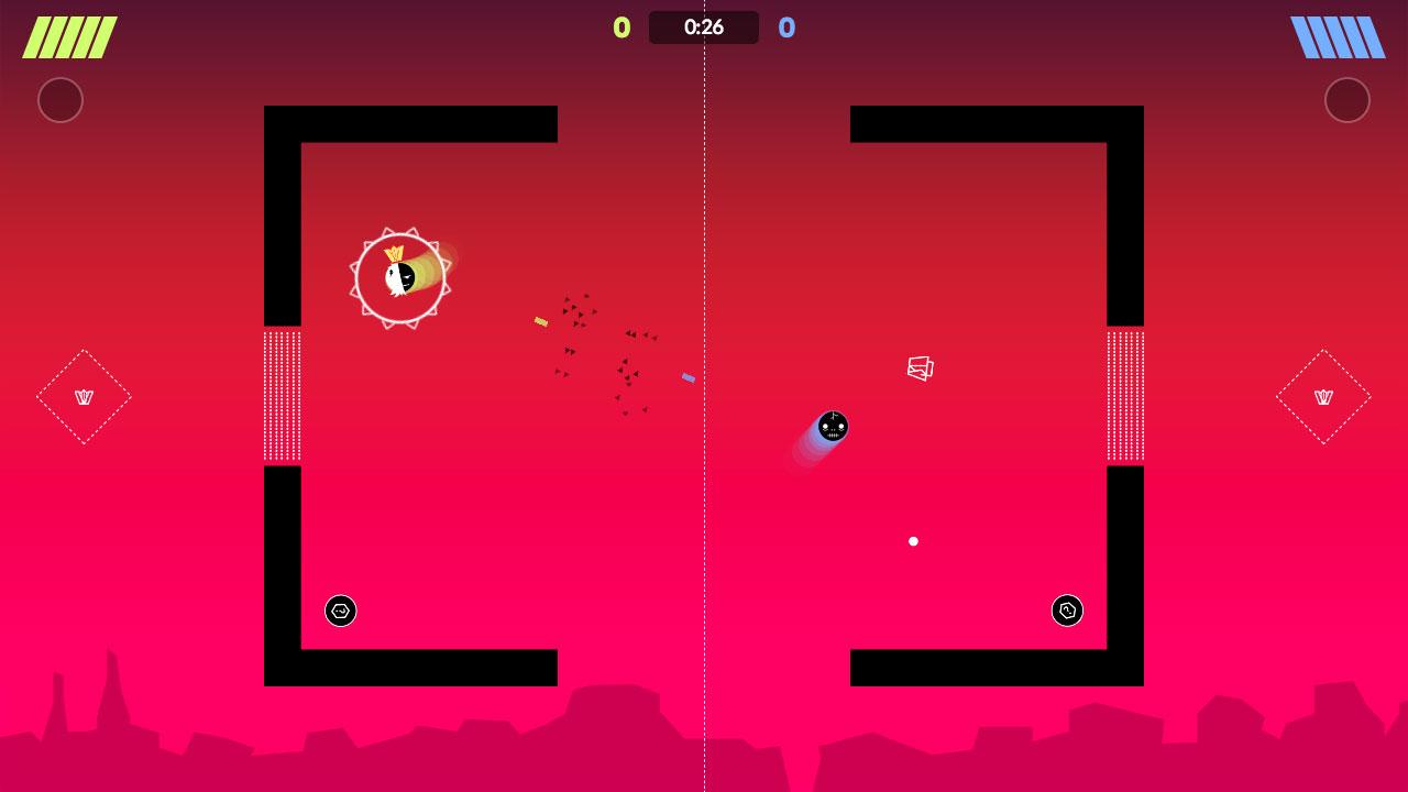 Review - GetClose: A Game For RIVALS (Wii U eShop) Screenshot4
